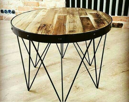 Wooden Nautical Coffee Tables