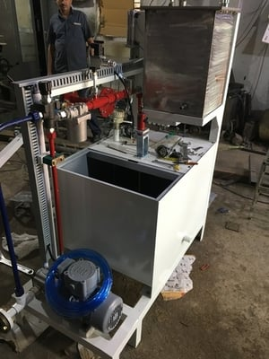 Automatic Diesel and Diesel Additive Dispenser