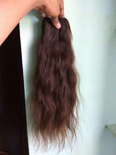 100% Natural Wavy Hair