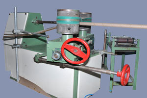 High Grade With Latest Technologies Spiral Paper Tube Winder