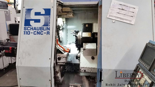 CNC Turn Mill Center Schaublin