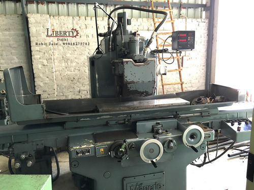 Feed Surface Grinder