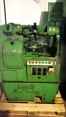 Koepfer Brand 140 Gear Hobbing Machines