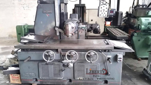 Sachman Huron Bed Milling Machines