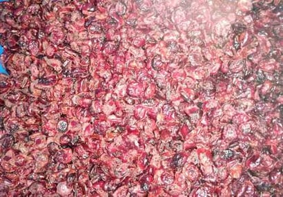 Whole Sweetened Dried Cranberries