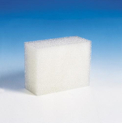 4M Rectangular Rough Sponge Material: Made Of Top Quality Pre Polymer Polyurethane
