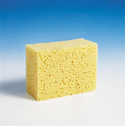 Yellow 4M Rectangular Sponge