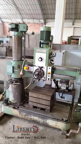 Bergonzi 45 mm Radial Drilling Machines