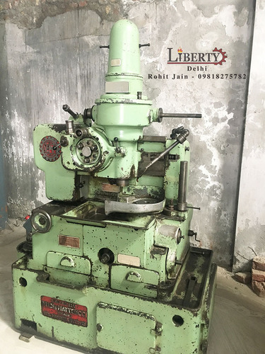 Heavy Duty Demm Gear Shaper