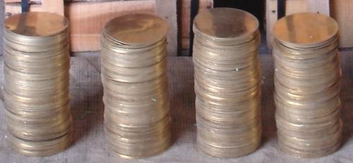 Non Corrosive Copper Circles