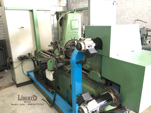 Precise Thread Whirling Machines