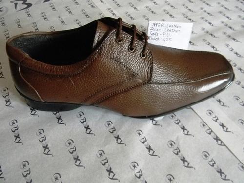 Men'S Office Wear Leather Shoes
