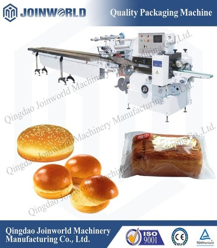 Automatic Bun Flow Wrapping Machine