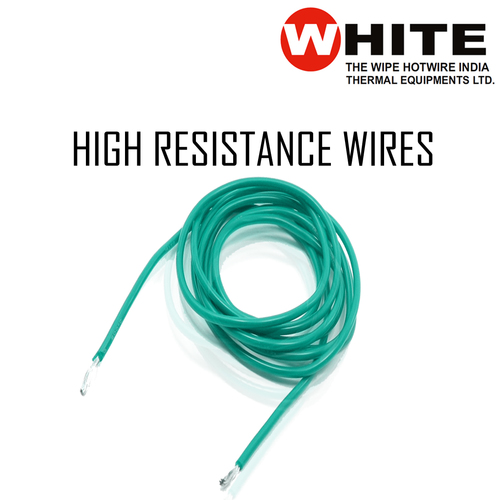 High Resistance Electrical Cables