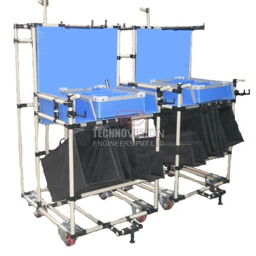 Industrial Kitting Trolley Dunnage in  Chikhli