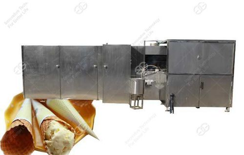 Rolled Sugar Cone Making Machine Certifications: Ce