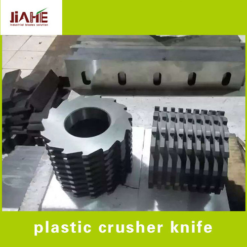 Shredder Blade For Recycling Machine