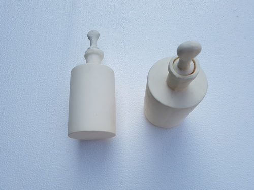 Alumina Crucible Bottle Shape