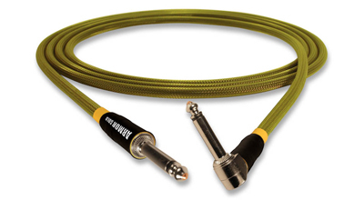 Green Instrument Cable