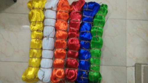 Multicolor Hdpe Plastic Monofilament Yarns
