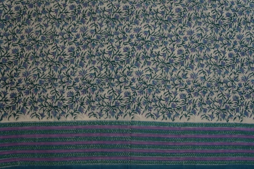 Block Print Running Fabrics