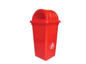 Dome Waste Bin