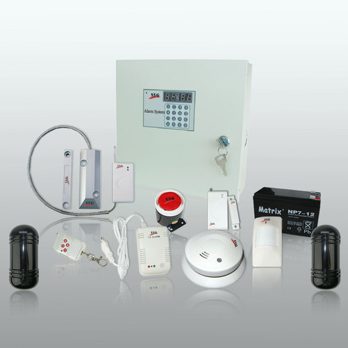 Burglar Alarm System Dealers In Bangalore