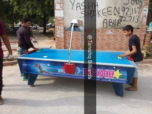 Commercial Air Hockey Tables