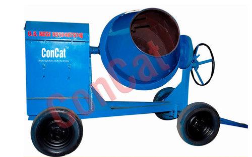 10/7 CFT Concrete Mixers