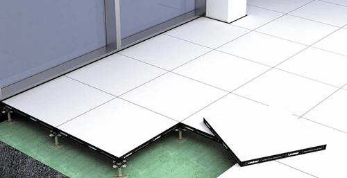 Calcium Sulphate Raised Access Floor - False Floor