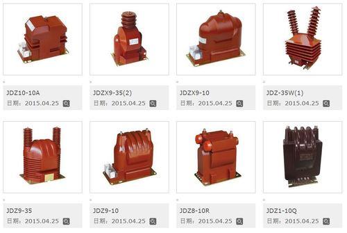 Fully Closed Voltage Transformers