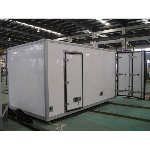 Refrigerator Trucks Container