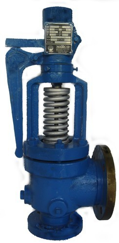 Rigid Cast Steel Safety Relief Valve