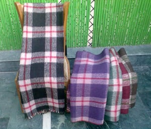 Airline Woven Light Weight Warm Blanket