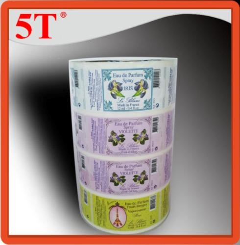 Paper Customized Sticker