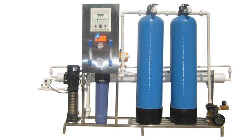 Industrial Water Filter Plant