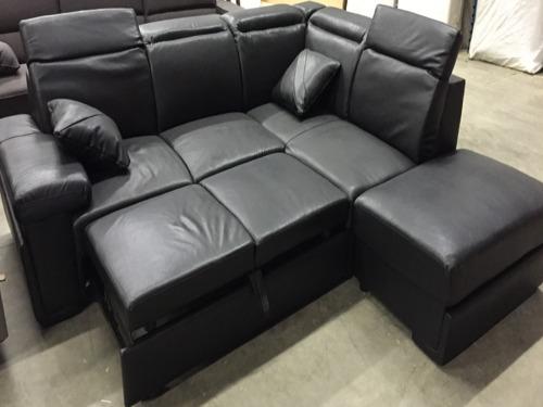 Pleasing Leather Sofa Cum Bed At Best Price In Hyderabad Telangana Machost Co Dining Chair Design Ideas Machostcouk