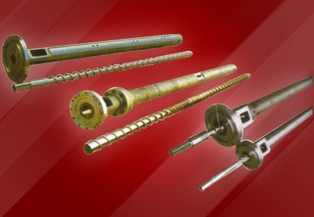 Extrusion Screw Barrel