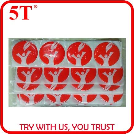 Uv Resistant Resin Sticker