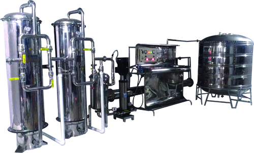 Mineral Water Treatment System in  Naroda