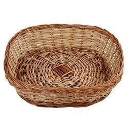 Wicker Cane Basket Use: Business Gift
