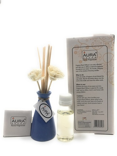 Auradecor Reed Diffuser Gift Set
