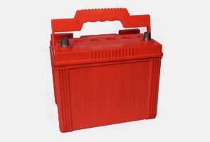 Battery Container Lid