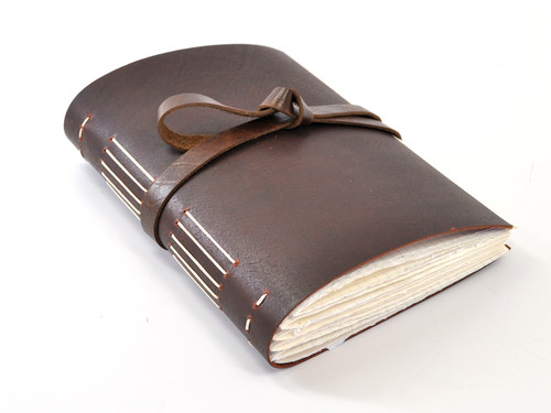 Engraved Leather Journals