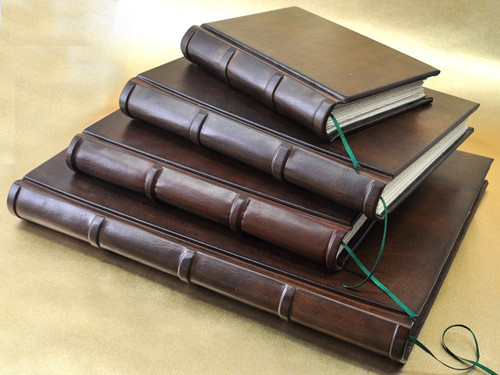 Handcrafted Leather Diaries