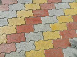 Colored Paver Blocks