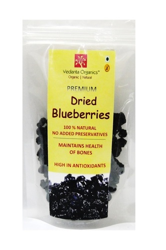 Dried Blueberries in Mumbai, Maharashtra, India - Vedanta