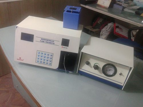 Flame Photometer in  Indl. Area Ph-1