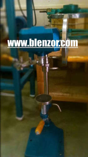 Manual Ropp Cap Sealing Machine