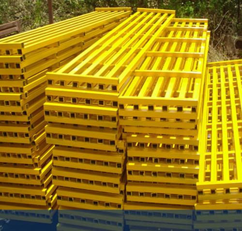 Steel Walk Way Plank For Rent